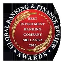 best investment banking company sri lanka 2015