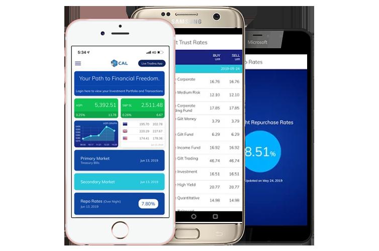 portal mobile app
