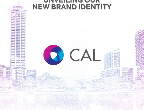 CAL unveils exciting new brand identity